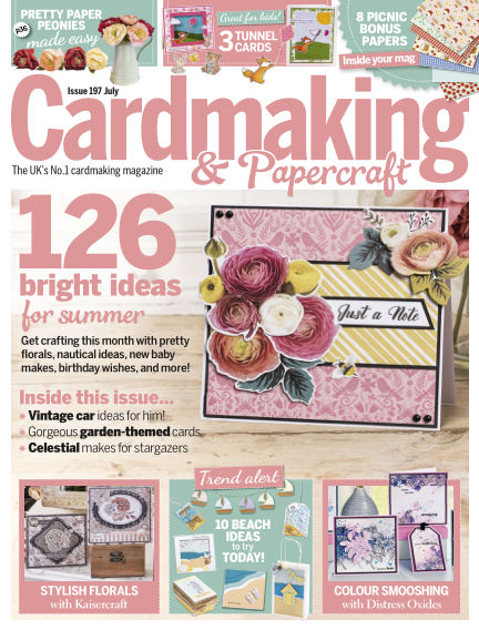 Cardmaking and Papercraft June 06, 2019 00:00