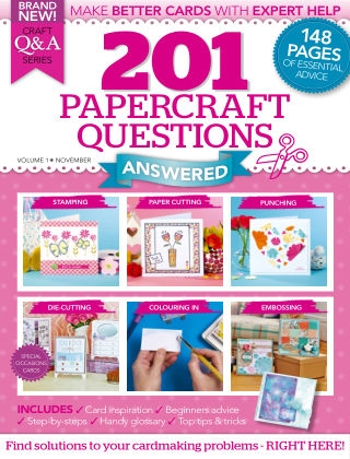 Cardmaking and Papercraft Questions Answered