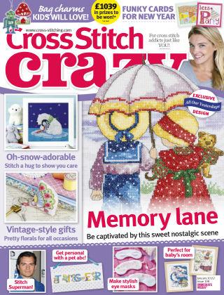 Cross Stitch Crazy Jan 2015