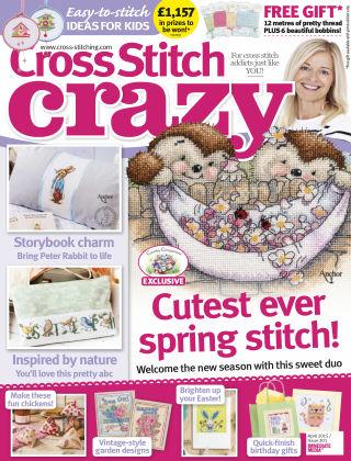 Cross Stitch Crazy Apr 2015