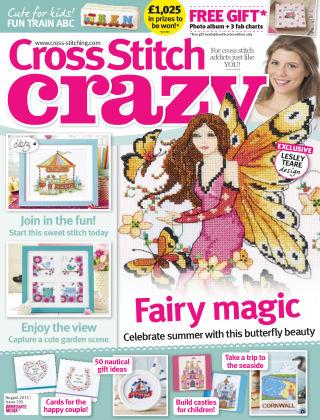 Cross Stitch Crazy Aug 2015