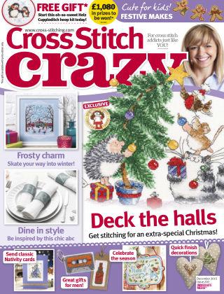 Cross Stitch Crazy Dec 2015