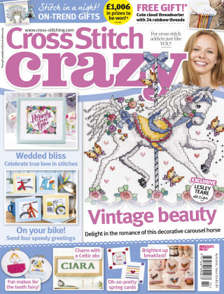 Cross Stitch Crazy Apr 2016