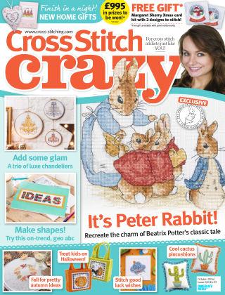 Cross Stitch Crazy Oct 2016