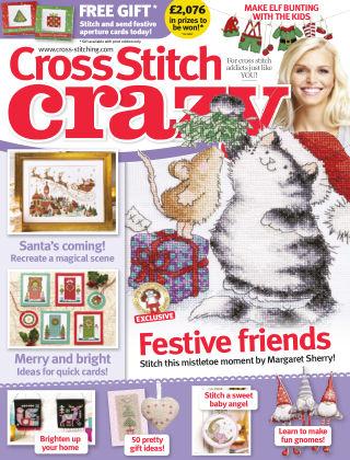 Cross Stitch Crazy Xmas 2016