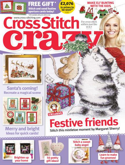 Cross Stitch Crazy October 27, 2016 00:00