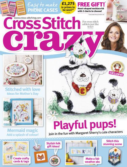 Cross Stitch Crazy January 19, 2017 00:00