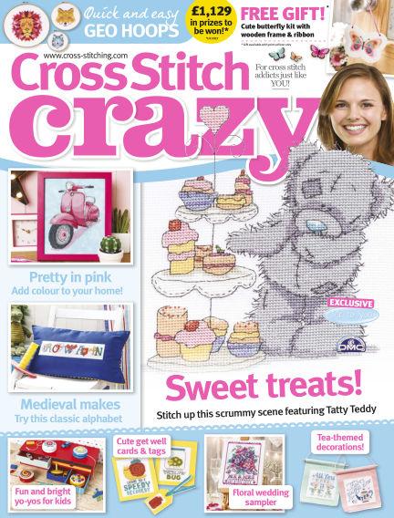 Cross Stitch Crazy March 16, 2017 00:00