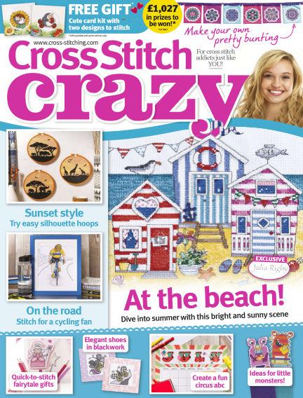 Cross Stitch Crazy May 11, 2017 00:00