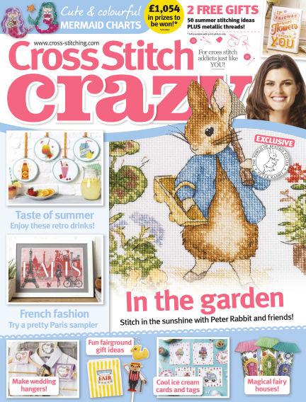 Cross Stitch Crazy June 08, 2017 00:00