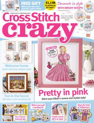 Cross Stitch Crazy Oct 2017