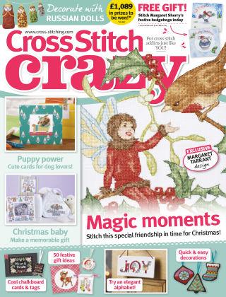 Cross Stitch Crazy December 2017