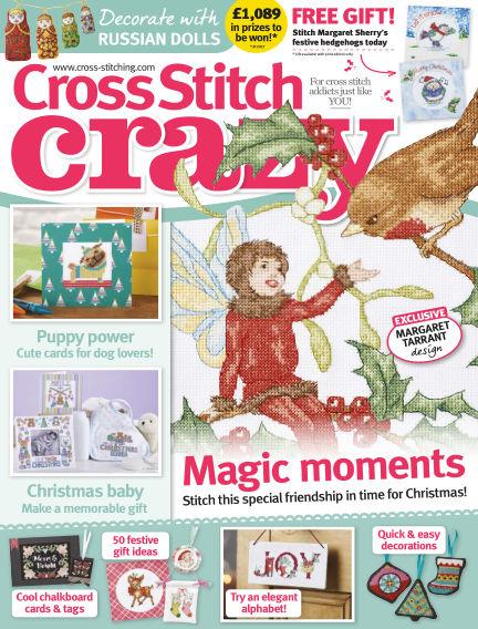 Cross Stitch Crazy October 26, 2017 00:00