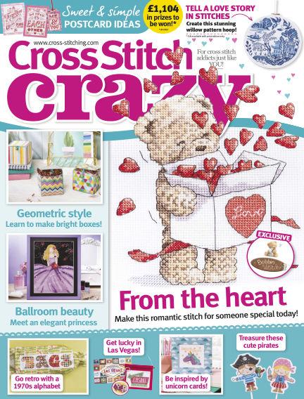 Cross Stitch Crazy December 21, 2017 00:00