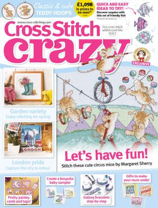 Cross Stitch Crazy March 2018