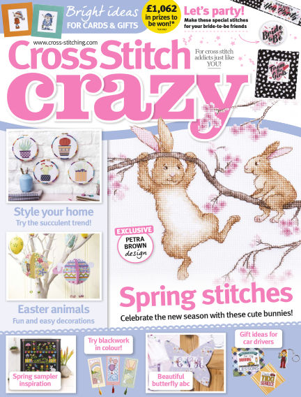 Cross Stitch Crazy February 15, 2018 00:00
