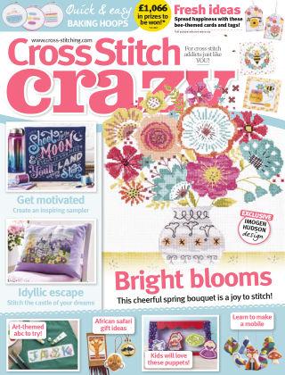 Cross Stitch Crazy May 2018