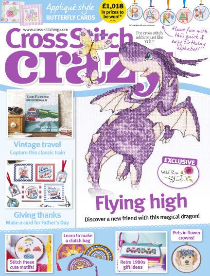 Cross Stitch Crazy April 12, 2018 00:00