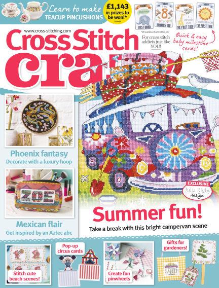 Cross Stitch Crazy May 10, 2018 00:00