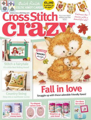 Cross Stitch Crazy September 2018