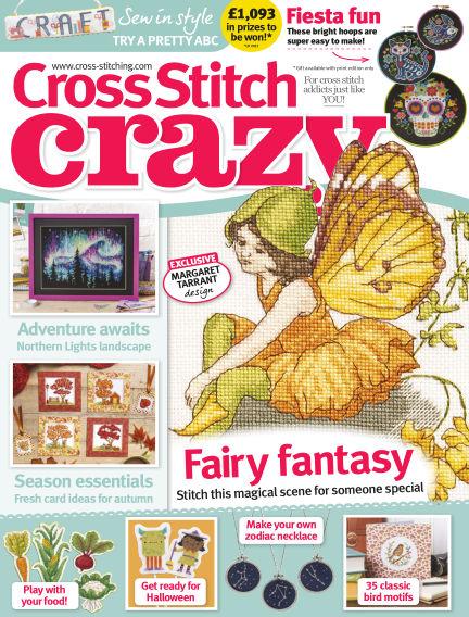 Cross Stitch Crazy August 02, 2018 00:00