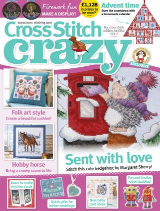 Cross Stitch Crazy November2018