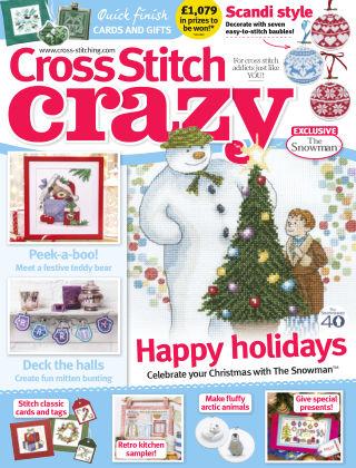 Cross Stitch Crazy December2018