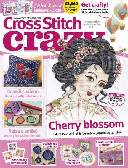 Cross Stitch Crazy December 20, 2018 00:00