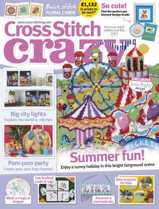 Cross Stitch Crazy August2019