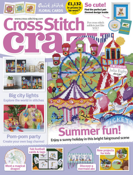 Cross Stitch Crazy June 11, 2019 00:00
