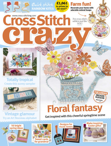 Cross Stitch Crazy February 14, 2019 00:00