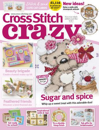 Cross Stitch Crazy September2019