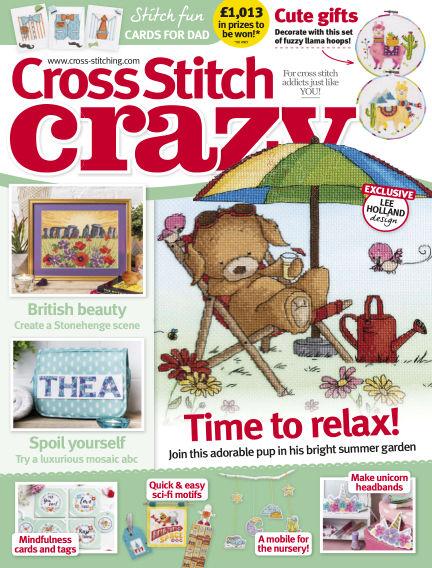Cross Stitch Crazy April 11, 2019 00:00