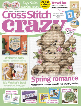 Cross Stitch Crazy March2019