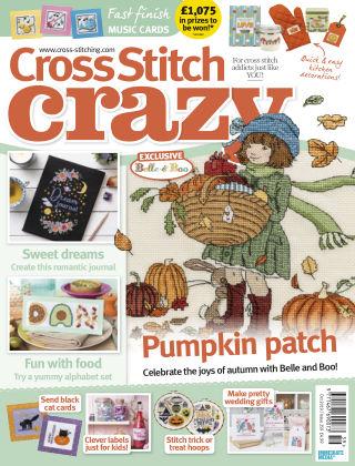 Cross Stitch Crazy October2019