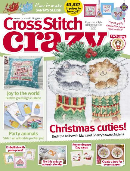 Cross Stitch Crazy August 29, 2019 00:00