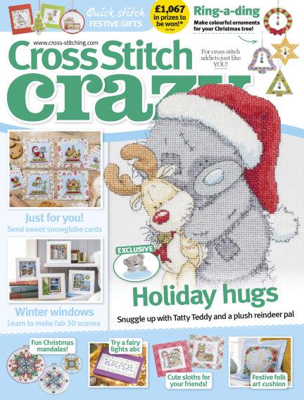 Cross Stitch Crazy September 11, 2019 00:00