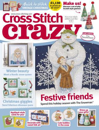 Cross Stitch Crazy December2019