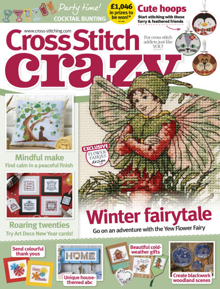 Cross Stitch Crazy November 21, 2019 00:00