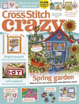 Cross Stitch Crazy March2020