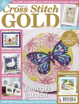 Cross Stitch Gold May 2015