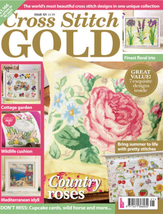 Cross Stitch Gold Jun 2015