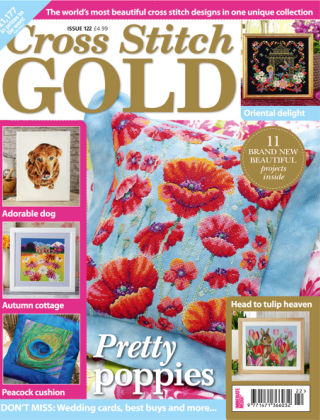 Cross Stitch Gold Aug 2015