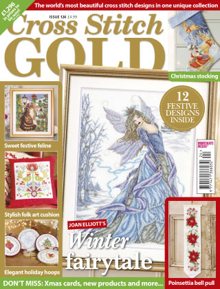 Cross Stitch Gold Oct 2015