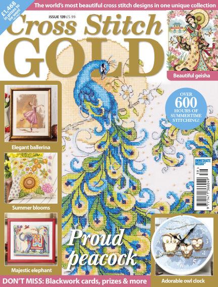 Cross Stitch Gold June 20, 2017 00:00