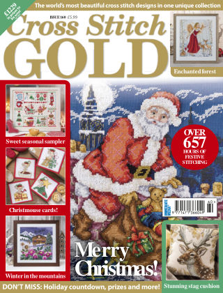 Cross Stitch Gold November 2019