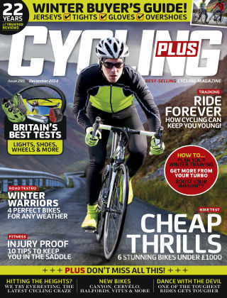 Cycling Plus Dec 2014