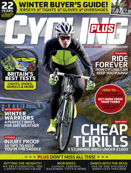 Cycling Plus November 11, 2014 00:00
