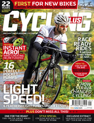 Cycling Plus Jan 2015