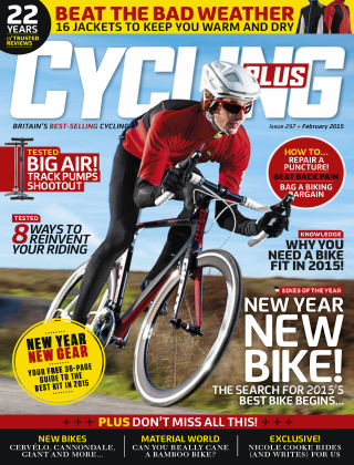Cycling Plus Feb 2015